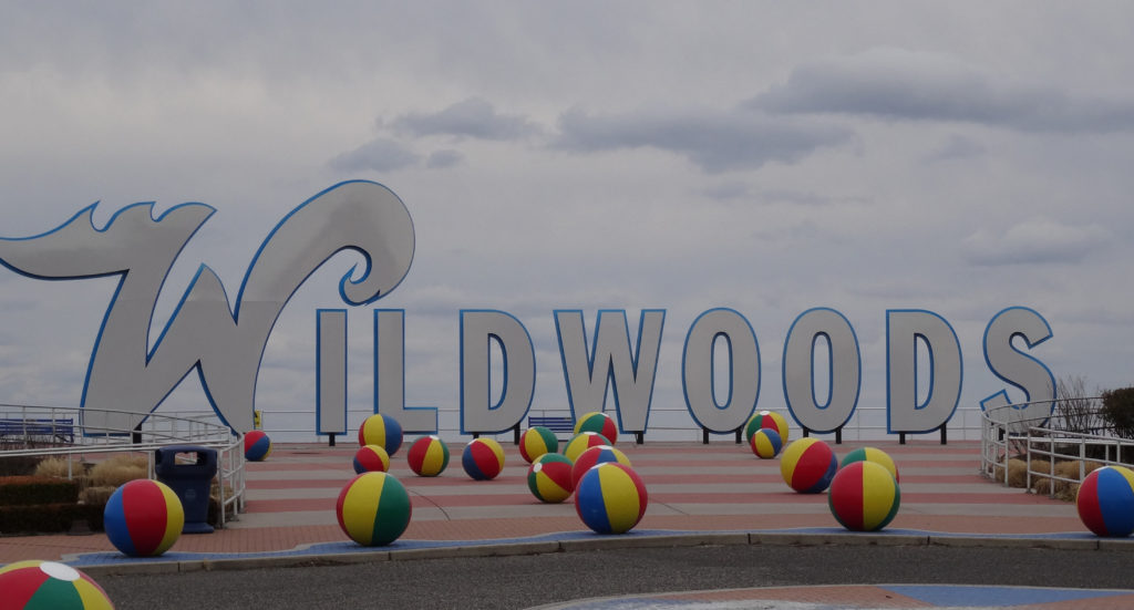 Welcome Wildwood, New Jersey