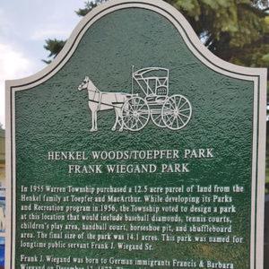 Wiegand Toepfer Park